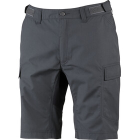 Lundhags Vanner Shorts Men charcoal/black
